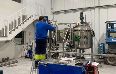 instalación de reactores 4
