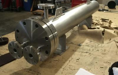 intercambiador de vapor 3