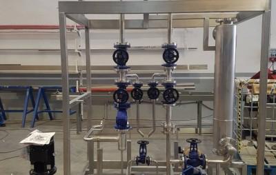 planta de calentamiento proceso 2